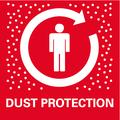 Оптимальная защита от пыли