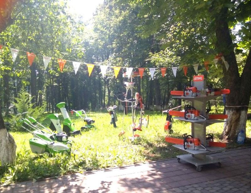 Компания КХК приняла участия в выставке на праздник Ивана Купала